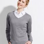 Preise für Arbeitsbekleidung T-Shirts und Damen Strick Pullover Galaxy von Busitex