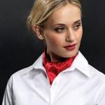 Preise für Arbeitsbekleidung T-Shirts und Damenhalstuch von Busitex
