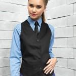 Preise für Arbeitsbekleidung T-Shirts und Damenweste Bistro von Busitex