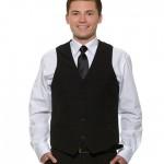 Preise für Arbeitsbekleidung T-Shirts und Herrenweste Bistro von Busitex