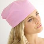 Preise für Arbeitsbekleidung T-Shirts und Hut mit Bandana pink von Busitex