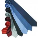 Preise für Arbeitsbekleidung T-Shirts und Krawatten schwarz von Busitex