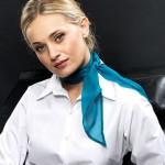 Preise für Arbeitsbekleidung T-Shirts und Schal Frauen von Busitex