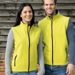 Preise für Arbeitsbekleidung T-Shirts und Softshell Bodywarmer von Busitex