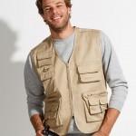 Preise für Arbeitsbekleidung T-Shirts und Wildlife Weste von Busitex