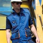 Preise für Arbeitsbekleidung T-Shirts und Workerweste von Busitex