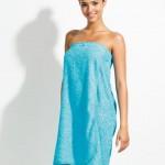 Preise für Arbeitsbekleidung T-Shirts und Badetuch Paradise von Busitex