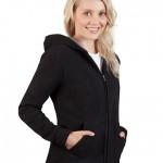 Preise für Arbeitsbekleidung T-Shirts und Hooded Fleece Jacke Damen von Busitex