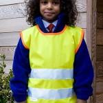 Preise für Arbeitsbekleidung T-Shirts und Sicherheits beste Junior gelb orange von Busitex
