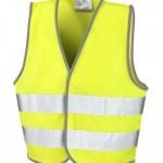 Preise für Arbeitsbekleidung T-Shirts und Sicherheitsweste Junior von Busitex