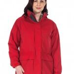 Preise für Arbeitsbekleidung T-Shirts und Windjacke Frauen von Busitex